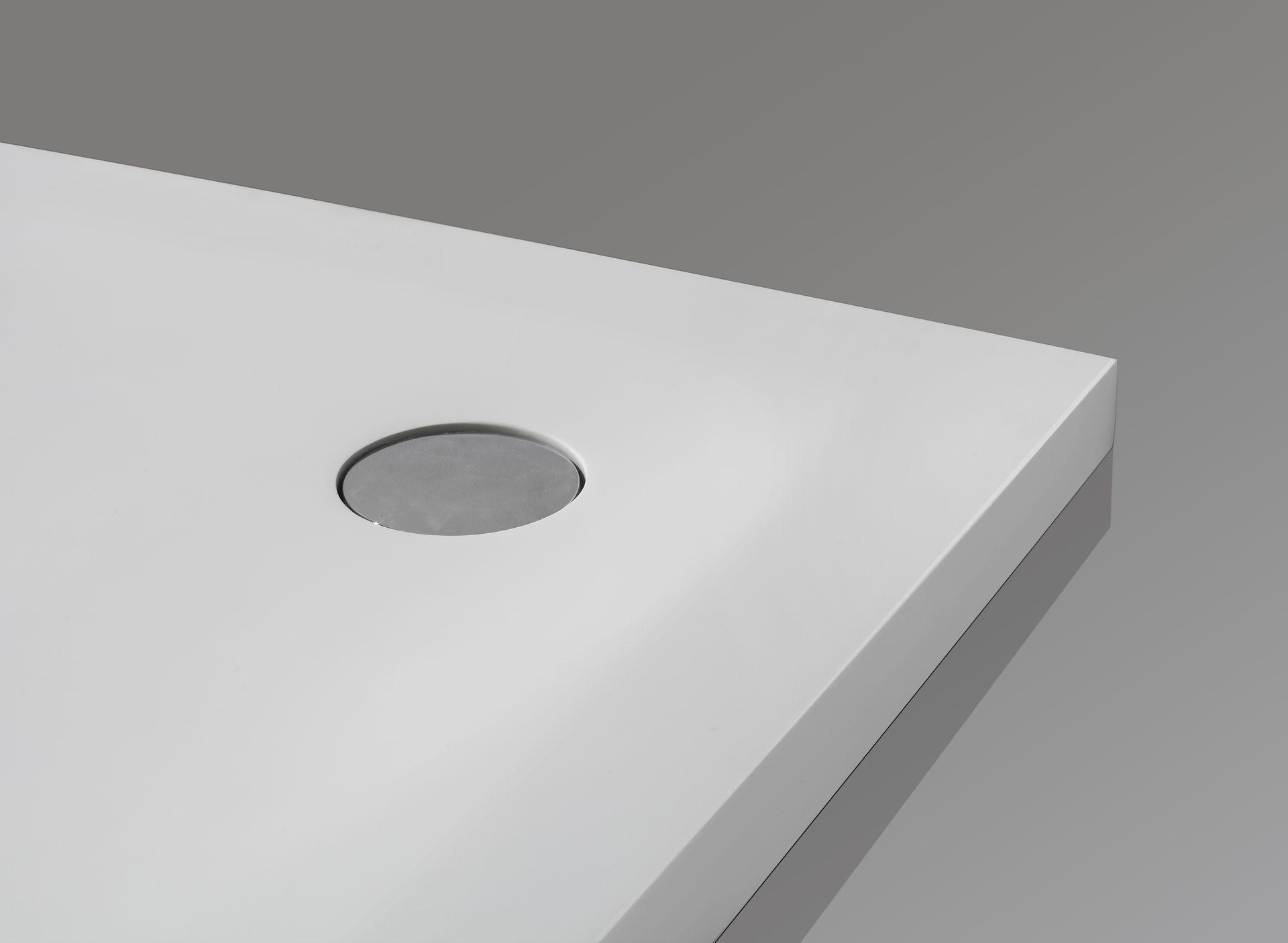 mineralguss duschtasse 90 x 90 x 5 cm glasdeals. Black Bedroom Furniture Sets. Home Design Ideas