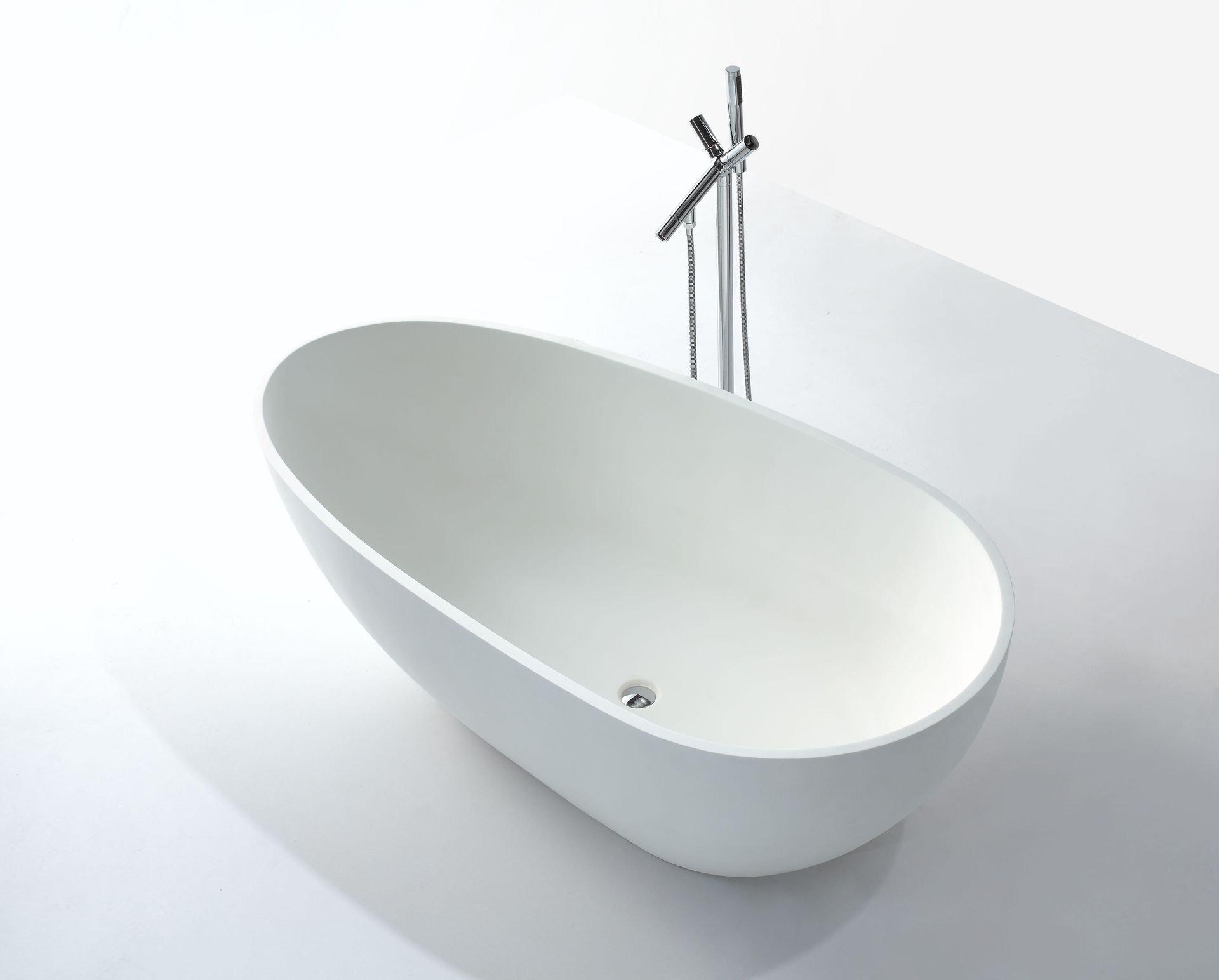 mineralguss badewanne ladilo freistehend duschdeals