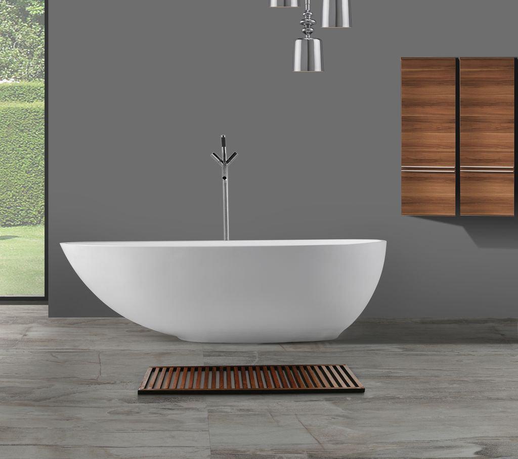 mineralguss badewanne sobino freistehend glasdeals. Black Bedroom Furniture Sets. Home Design Ideas