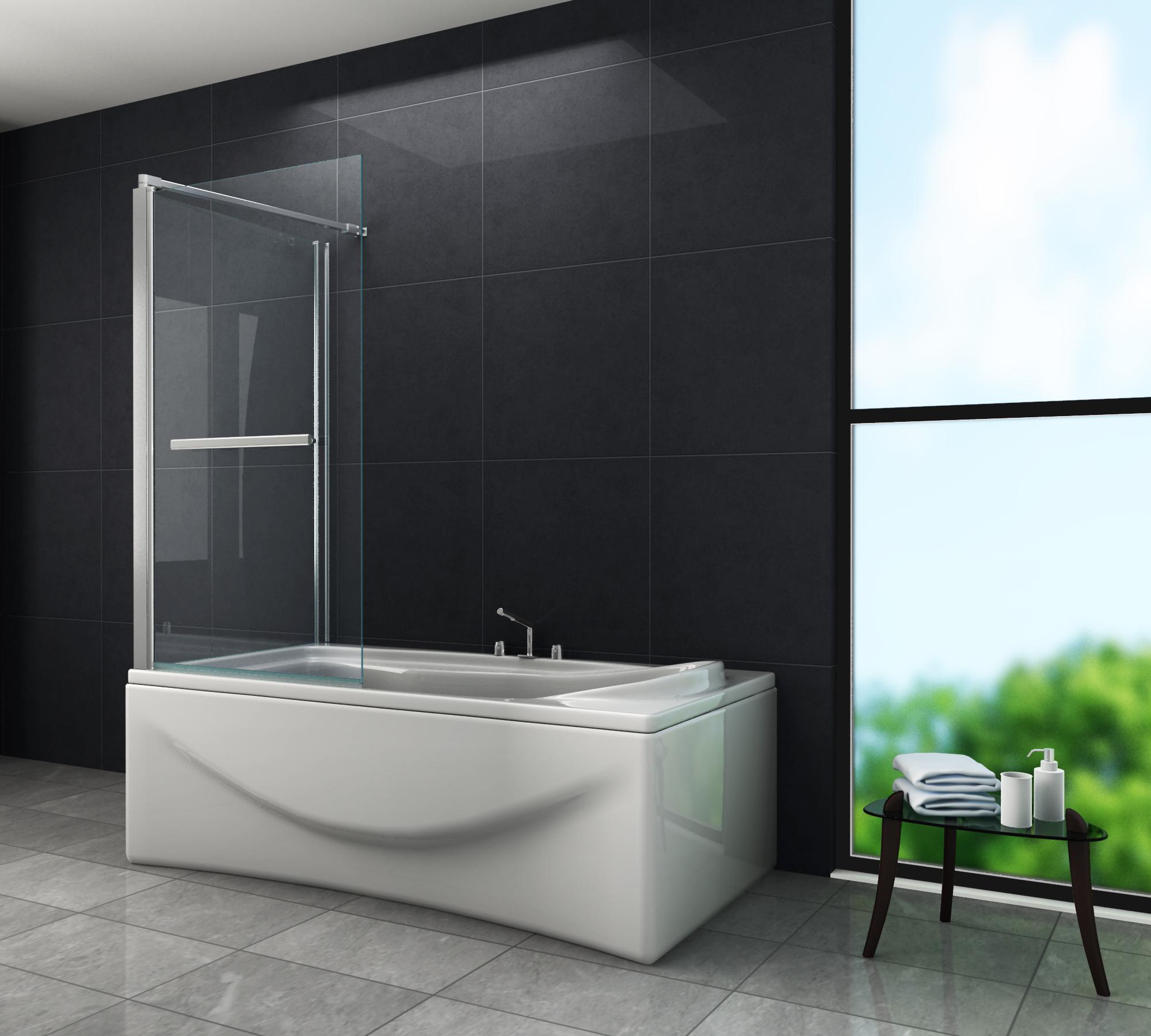 duschtrennwand glas sonstige preisvergleiche. Black Bedroom Furniture Sets. Home Design Ideas